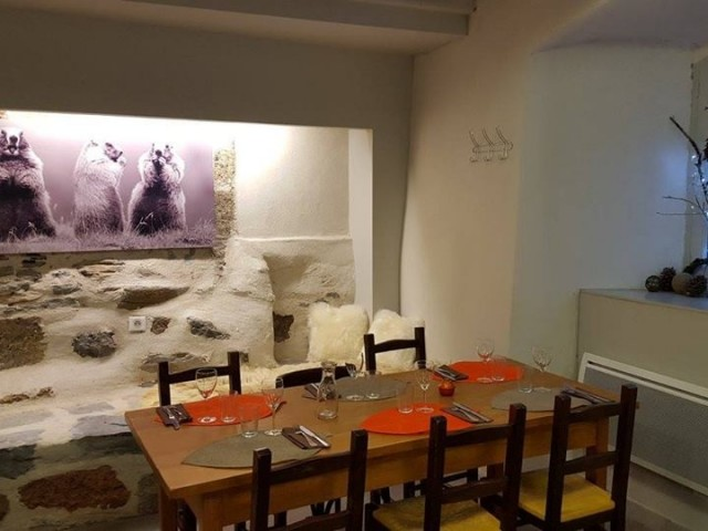 Auberge La table de vallès